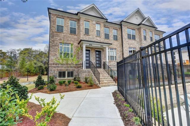 4217 Deming Circle #76, Sandy Springs, GA 30342 (MLS #6570472) :: The Heyl Group at Keller Williams
