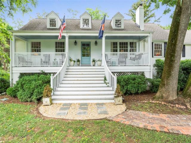 435 Woodward Way NW, Atlanta, GA 30305 (MLS #6570824) :: North Atlanta Home Team