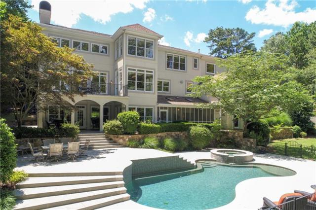 6746 Gaines Ferry Road, Flowery Branch, GA 30542 (MLS #6571110) :: Path & Post Real Estate