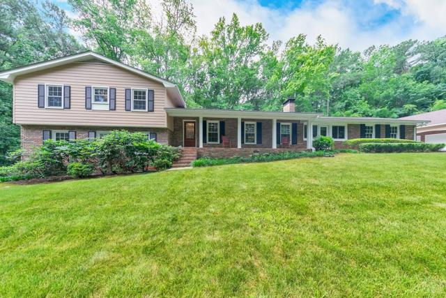 3785 Old Stilesboro Road NE, Kennesaw, GA 30152 (MLS #6571266) :: The Cowan Connection Team