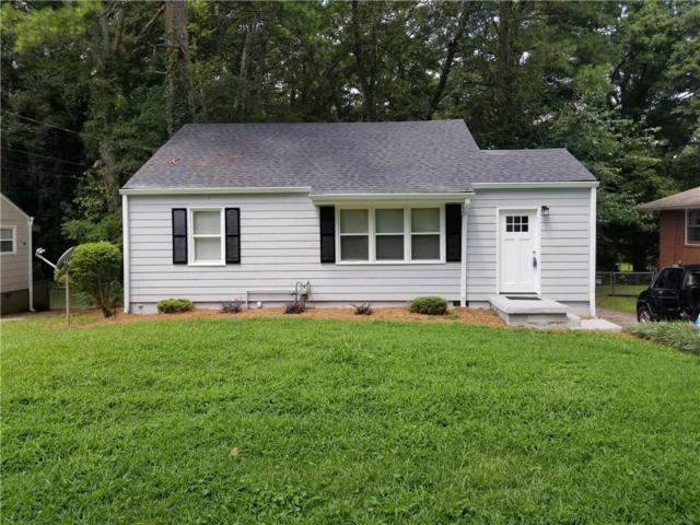 3195 Hope Street, Hapeville, GA 30354 (MLS #6571562) :: North Atlanta Home Team