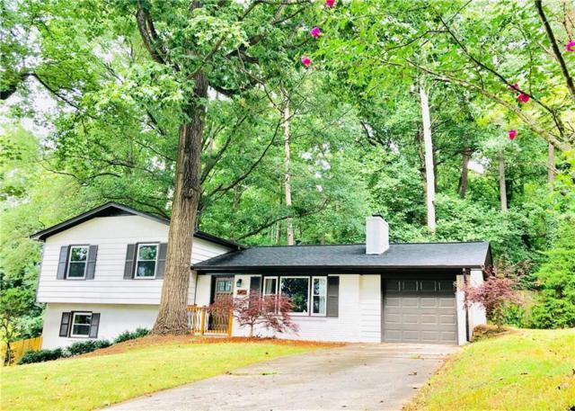 3403 Creek Valley Drive SE, Smyrna, GA 30082 (MLS #6572031) :: Kennesaw Life Real Estate
