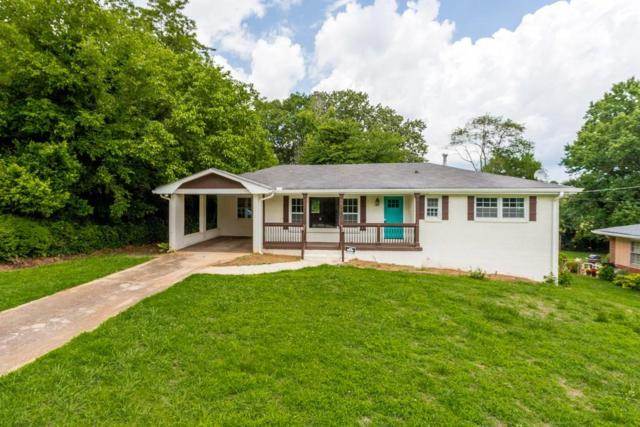 2762 Toney Drive, Decatur, GA 30032 (MLS #6572153) :: Iconic Living Real Estate Professionals