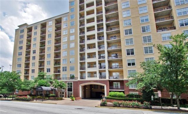 1101 Juniper Street NE #75, Atlanta, GA 30309 (MLS #6572588) :: The Zac Team @ RE/MAX Metro Atlanta
