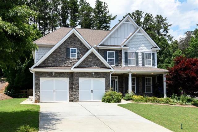 503 Pleasant View Court, Woodstock, GA 30188 (MLS #6572790) :: Path & Post Real Estate
