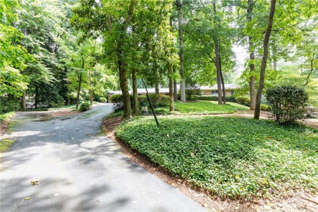 3695 Randall Mill Road NW, Atlanta, GA 30327 (MLS #6572794) :: The Hinsons - Mike Hinson & Harriet Hinson