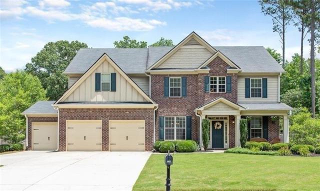 130 Cox Farm Road NW, Marietta, GA 30064 (MLS #6572892) :: Kennesaw Life Real Estate