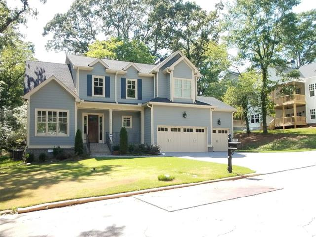 3463 Napoleon Street, College Park, GA 30337 (MLS #6572911) :: North Atlanta Home Team