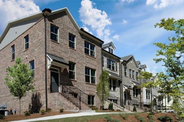 1820 Hislop Lane #25, Atlanta, GA 30345 (MLS #6573065) :: North Atlanta Home Team