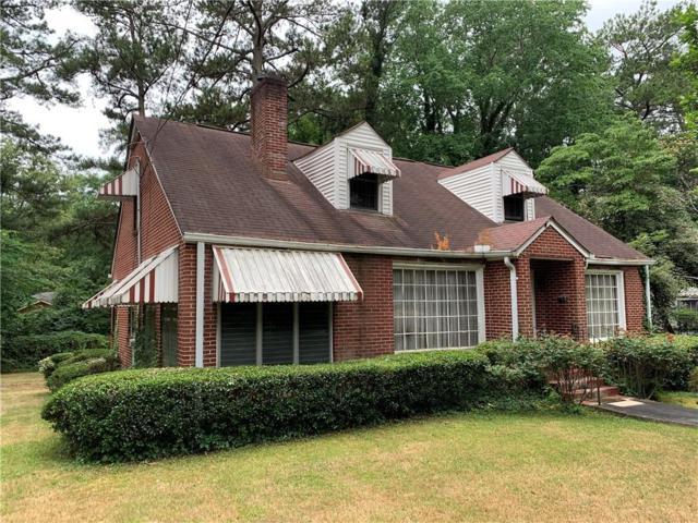 2068 Sandtown Road SW, Atlanta, GA 30311 (MLS #6573455) :: Charlie Ballard Real Estate
