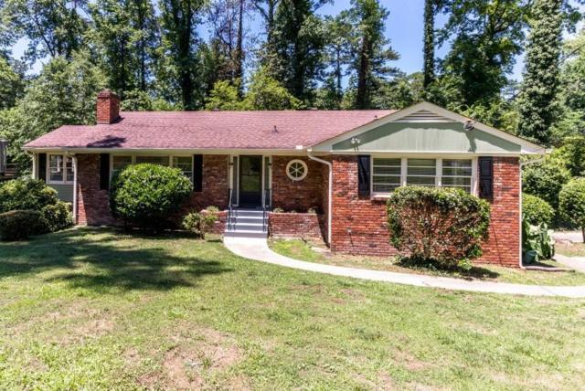 1880 Fern Creek Lane NE, Atlanta, GA 30329 (MLS #6573702) :: North Atlanta Home Team