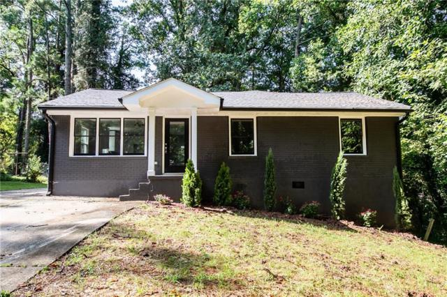 2232 Lilac Lane, Decatur, GA 30032 (MLS #6573724) :: The Zac Team @ RE/MAX Metro Atlanta