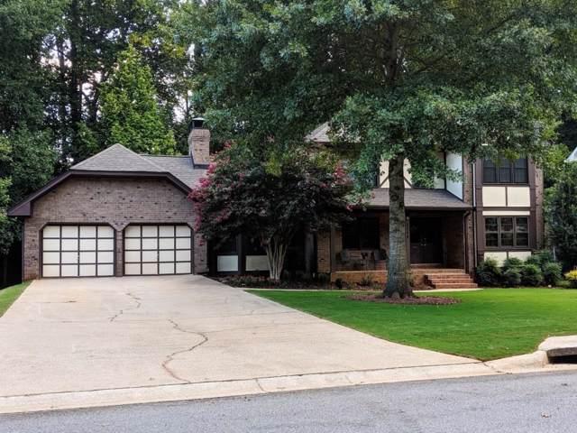 5354 Fox Hill Drive, Peachtree Corners, GA 30092 (MLS #6574106) :: North Atlanta Home Team