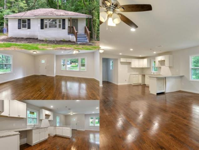 257 Hemphill School Road NW, Atlanta, GA 30331 (MLS #6574372) :: Todd Lemoine Team