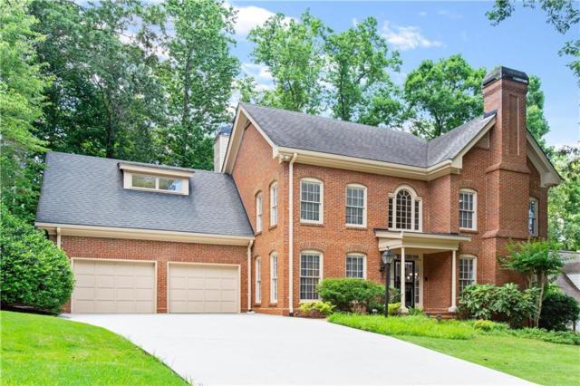 6725 Laurian Wood Drive, Sandy Springs, GA 30328 (MLS #6574740) :: North Atlanta Home Team