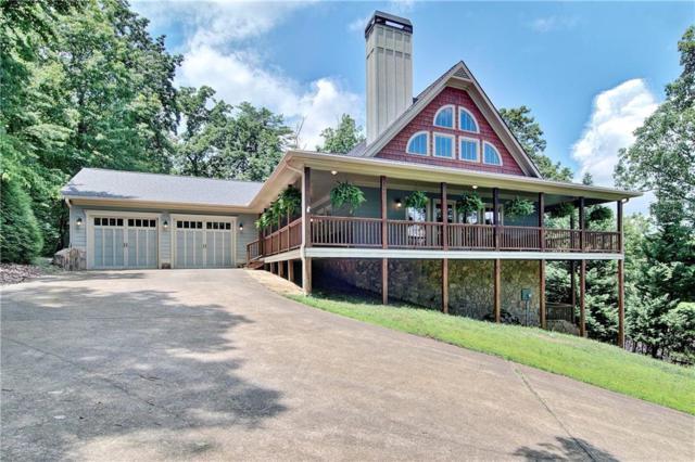 306 Chickasaw Drive, Waleska, GA 30183 (MLS #6575618) :: Path & Post Real Estate