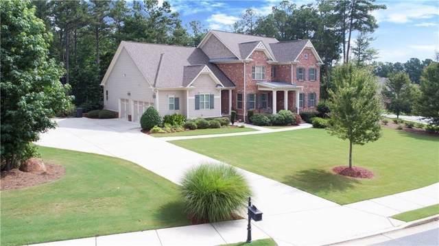 6242 Eagles Crest Drive NW, Acworth, GA 30101 (MLS #6575681) :: North Atlanta Home Team