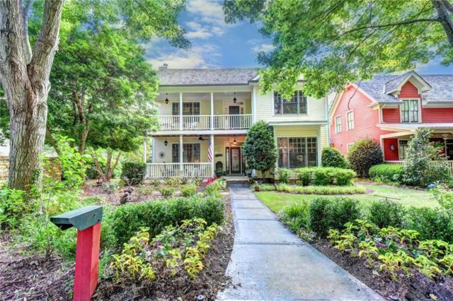 20 Parkside Alley, Dawsonville, GA 30534 (MLS #6575797) :: North Atlanta Home Team