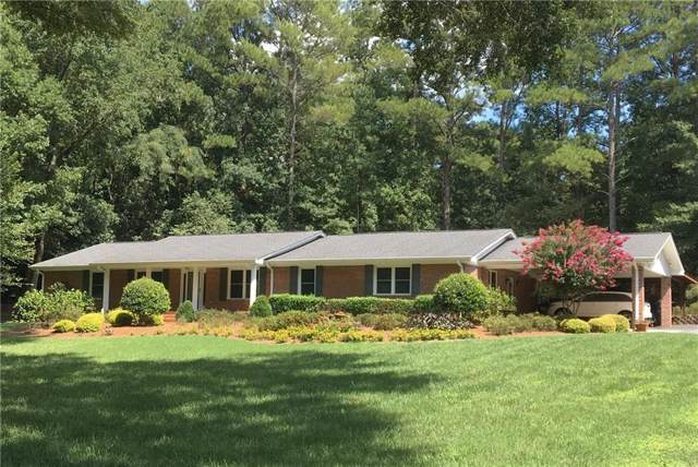 36 Deerfield Way, Covington, GA 30014 (MLS #6575817) :: North Atlanta Home Team