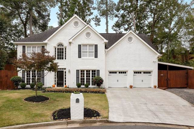 265 Marchand Court, Atlanta, GA 30328 (MLS #6576368) :: North Atlanta Home Team