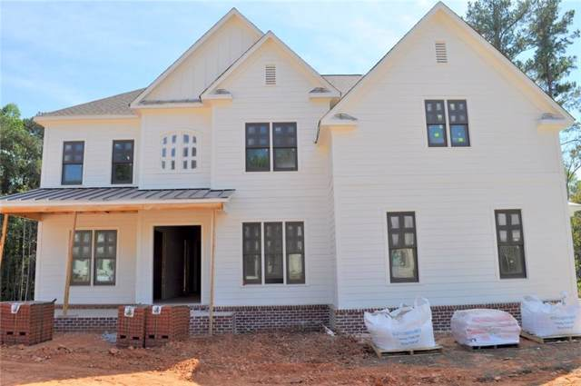 Lot 23 Merlot Drive NW, Acworth, GA 30101 (MLS #6577299) :: North Atlanta Home Team