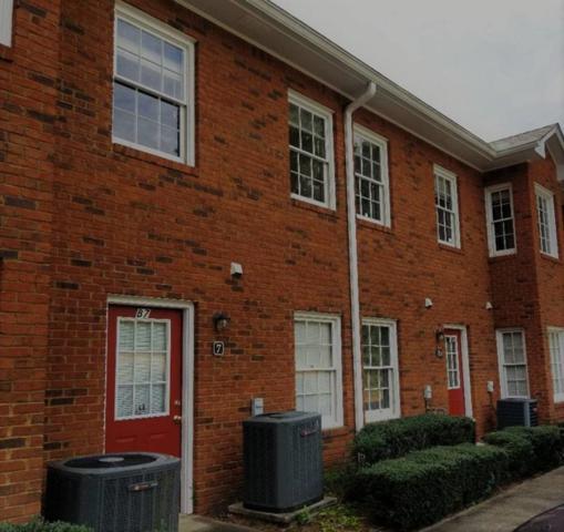 4343 Shallowford Road H7 - B, Marietta, GA 30062 (MLS #6578133) :: North Atlanta Home Team