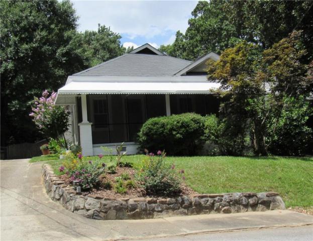 1718 Springer Street NW, Atlanta, GA 30318 (MLS #6578848) :: Charlie Ballard Real Estate