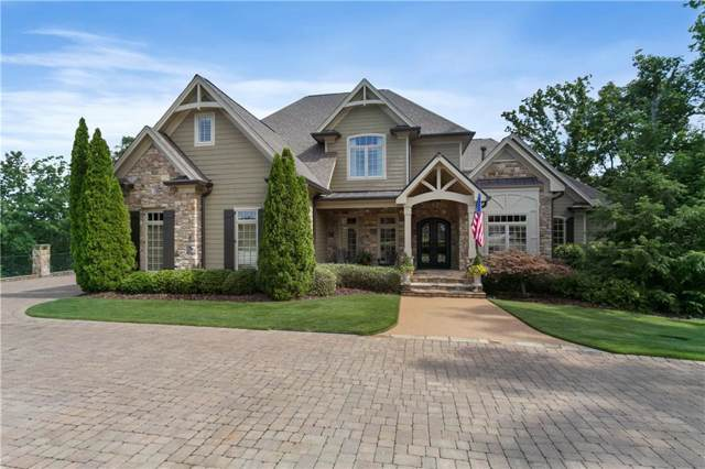 3766 Harbour Landing Drive, Gainesville, GA 30506 (MLS #6578903) :: The North Georgia Group