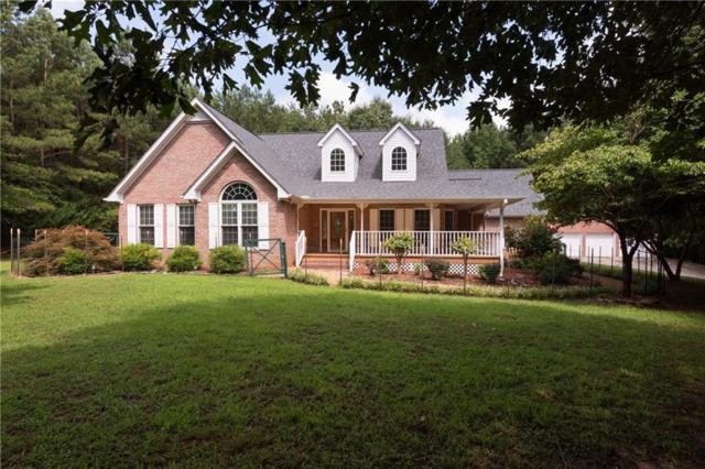 1178 Old Kincaid Road, Colbert, GA 30628 (MLS #6578957) :: The Cowan Connection Team