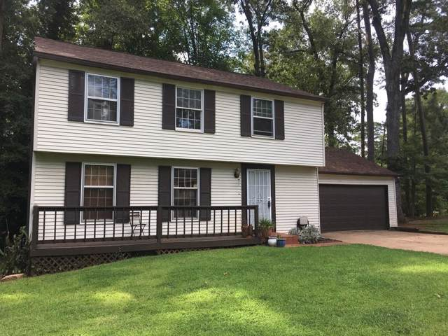 3799 Radcliffe Boulevard, Decatur, GA 30034 (MLS #6578971) :: The Zac Team @ RE/MAX Metro Atlanta