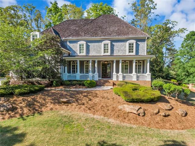 900 Crabapple Hill, Milton, GA 30004 (MLS #6579193) :: The Cowan Connection Team