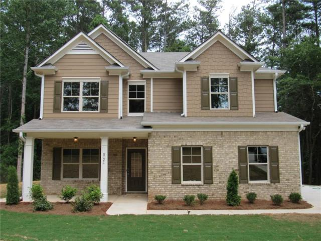 5121 Eubanks Road, Woodstock, GA 30188 (MLS #6579274) :: Path & Post Real Estate