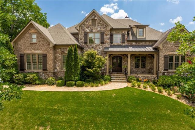 1286 Stonecroft Way, Marietta, GA 30062 (MLS #6579688) :: North Atlanta Home Team