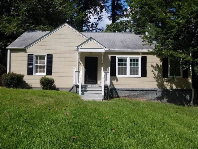 975 Poplar Street, East Point, GA 30344 (MLS #6580959) :: North Atlanta Home Team