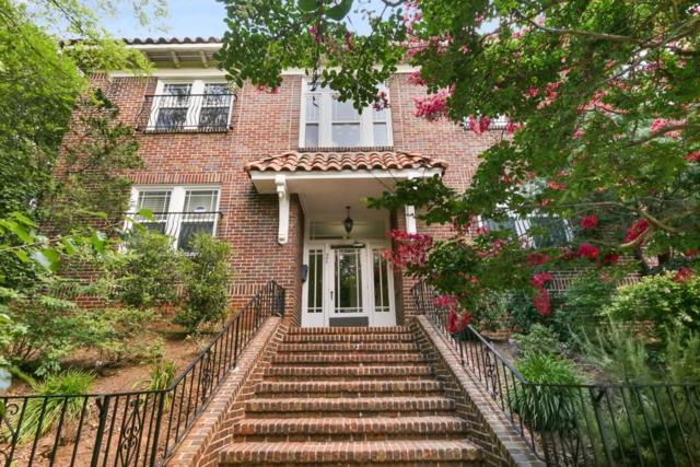 968 Saint Charles Avenue NE #106, Atlanta, GA 30306 (MLS #6581869) :: Dillard and Company Realty Group