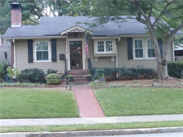 1855 Flagler Avenue NE, Atlanta, GA 30309 (MLS #6582094) :: Rock River Realty