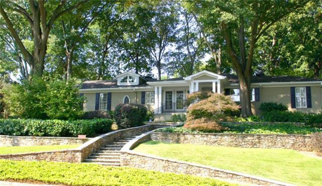 1741 Friar Tuck Road NE, Atlanta, GA 30309 (MLS #6582308) :: Rock River Realty