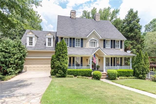 14 Dean Overlook NW, Atlanta, GA 30318 (MLS #6582344) :: Charlie Ballard Real Estate