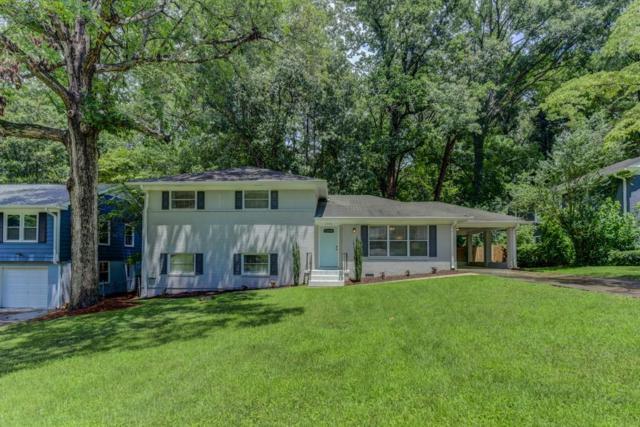 1436 Thomas Road, Decatur, GA 30030 (MLS #6582389) :: North Atlanta Home Team