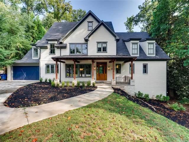 1030 Angelo Court NE, Atlanta, GA 30319 (MLS #6582544) :: North Atlanta Home Team
