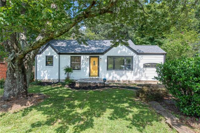 1880 Glendale Drive, Decatur, GA 30032 (MLS #6582844) :: The Zac Team @ RE/MAX Metro Atlanta