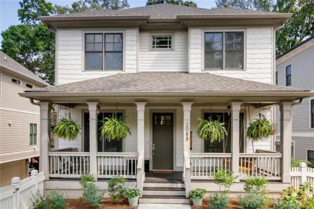 2088 Dekalb Avenue NE, Atlanta, GA 30307 (MLS #6582908) :: Rock River Realty