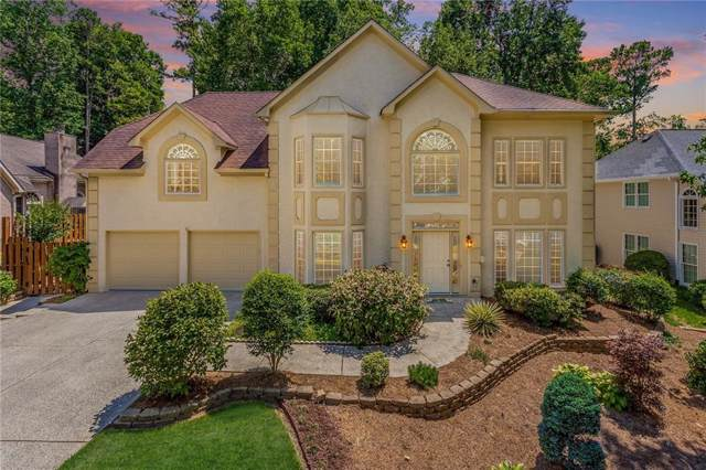 2612 Ainsley Court, Marietta, GA 30066 (MLS #6583196) :: North Atlanta Home Team