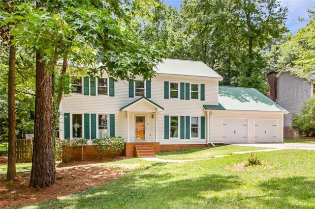 4002 Plantation Drive, Marietta, GA 30062 (MLS #6583392) :: Charlie Ballard Real Estate