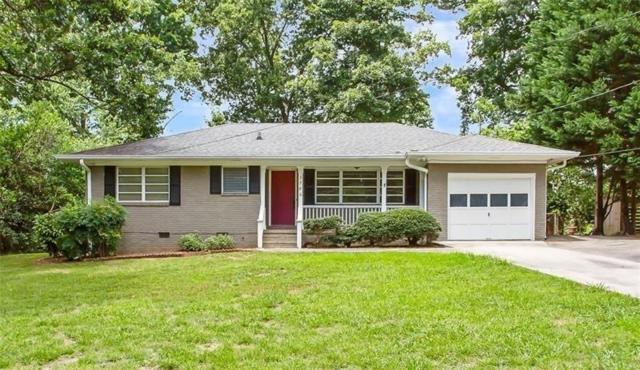 3786 W Lane Drive SE, Smyrna, GA 30080 (MLS #6583451) :: North Atlanta Home Team