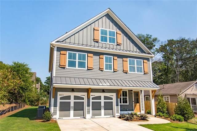 2895 Foster Street SE, Smyrna, GA 30080 (MLS #6583484) :: North Atlanta Home Team