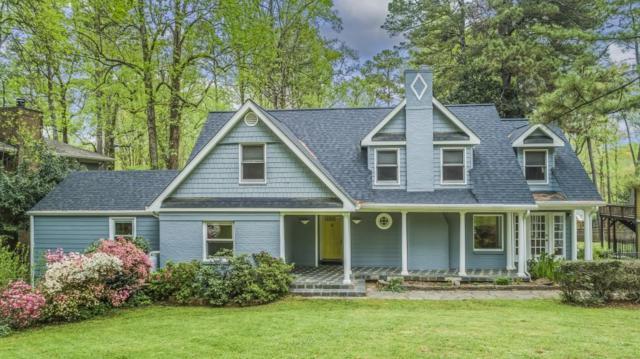 52 Putnam Circle NE, Atlanta, GA 30342 (MLS #6583787) :: Rock River Realty