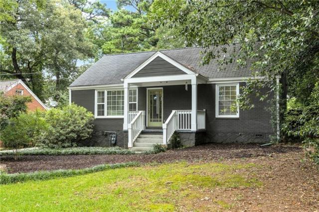 1950 Bonner Street, Decatur, GA 30032 (MLS #6583818) :: Iconic Living Real Estate Professionals