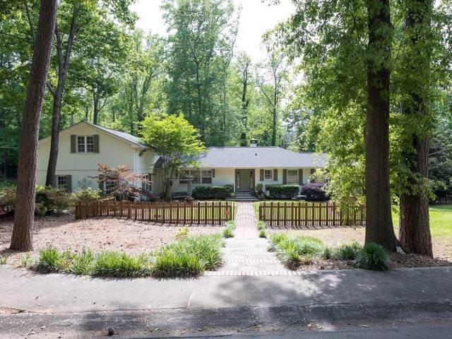 456 Hemlock Drive SW, Marietta, GA 30064 (MLS #6583831) :: Iconic Living Real Estate Professionals