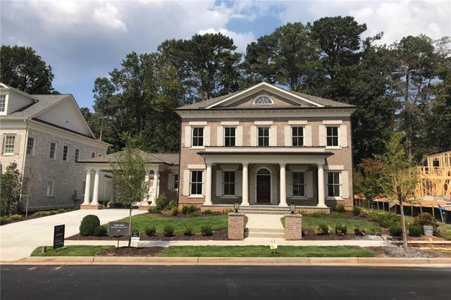 2115 Canton View, Alpharetta, GA 30009 (MLS #6583986) :: North Atlanta Home Team